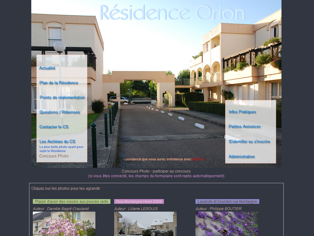 R�sidence Orion