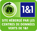 h�bergement ecologique 1and1